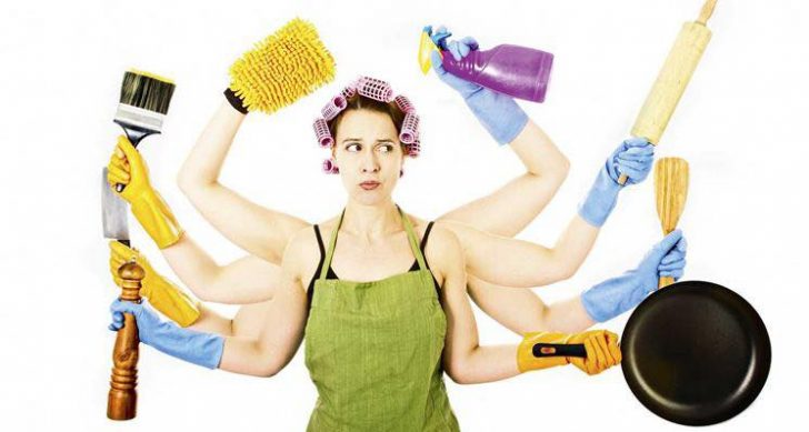 pulire casa allunga la vita
