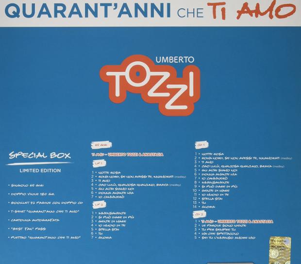 Umberto Tozzi in ospedale operato d'urgenza, annullato il concerto evento all'Arena di Verona (Foto)