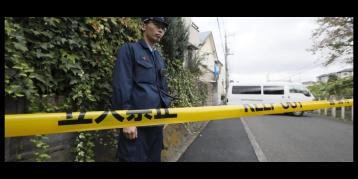 trovati a tokyo 9 corpi mutilati