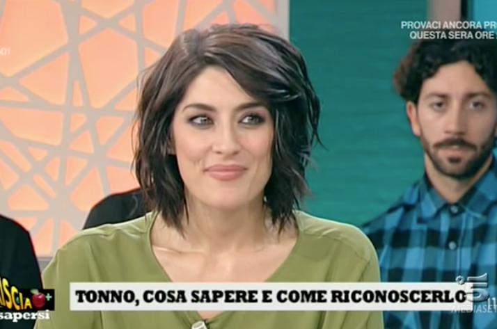 Il tonno di Elisa Isoardi, Striscia la notizia ironizza su Matteo Salvini (Foto)