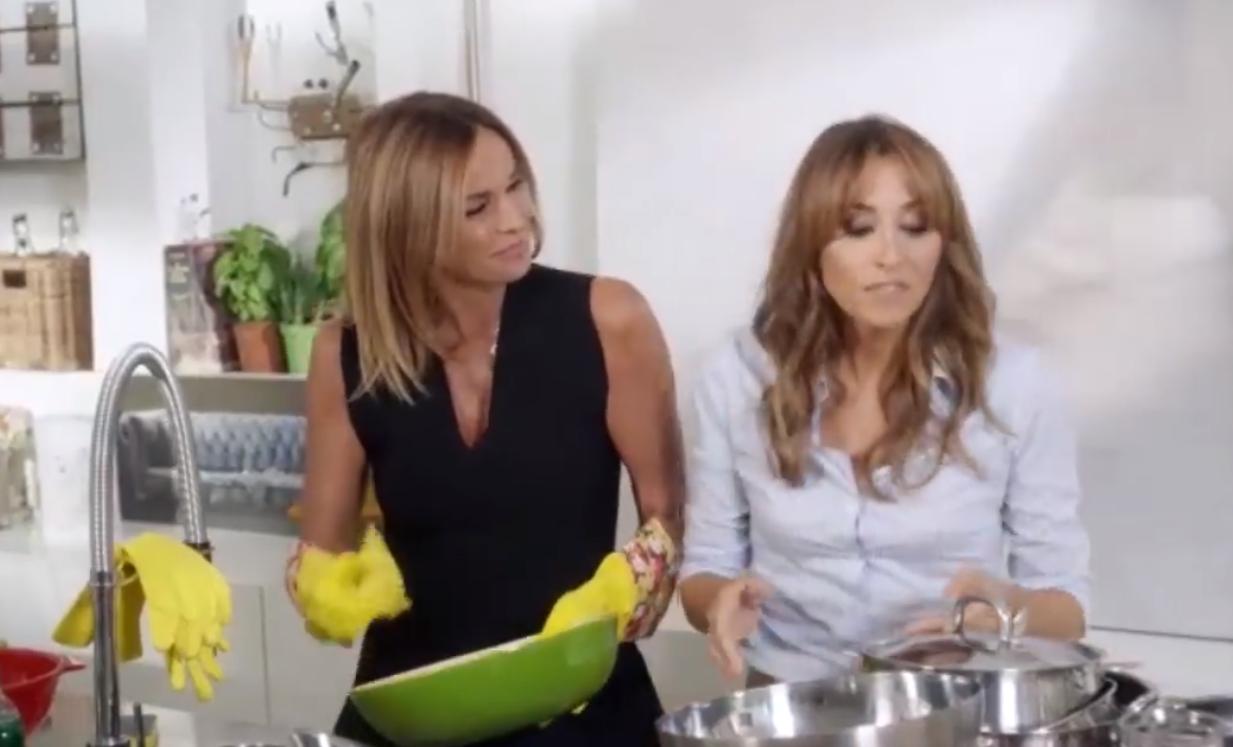 Benedetta Parodi e Cristina Parodi insieme nel primo promo di Domenica IN (VIDEO)