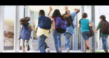 nuovo provvedimento sull'uscita degli studenti delle scuole medie
