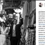 Giulia Bevilacqua sposa meravigliosa ringrazia tutti rivelando dettagli del matrimonio (Foto)