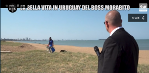 latitante morabito in uruguay, servizio le iene