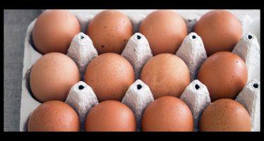 poche uova nei supermercati