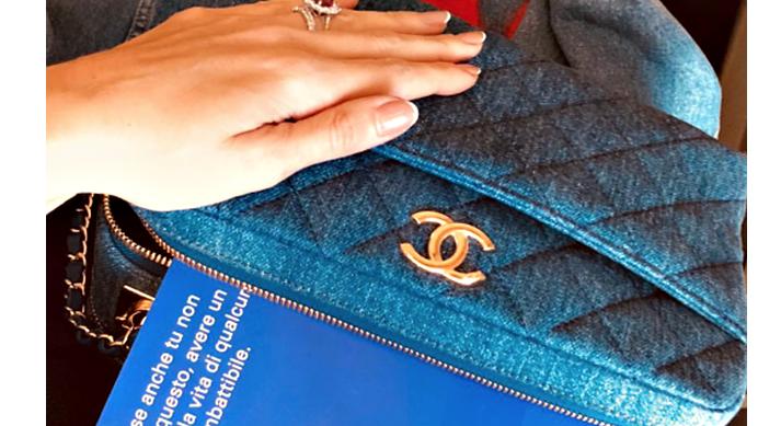 incontrare eccezionale gamma di stili e colori originale più votato Belen indossa l'anello di fidanzamento, ma è quello di ...
