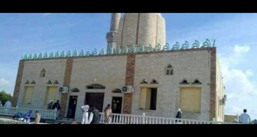 egitto attacco terroristico in una moschea