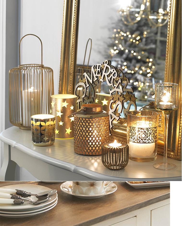 Decorazioni Natalizie Maison Du Monde.Idee Decorazioni Natale 2017 Gold Maison Du Monde 7 Ultime