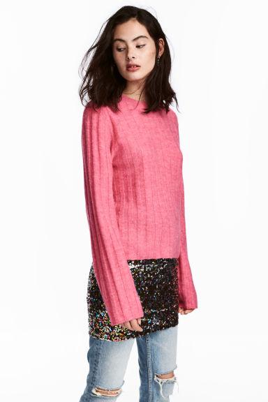 design di qualità 5e6db e65d2 Moda inverno 2018, maglione rosa 4   Ultime Notizie Flash