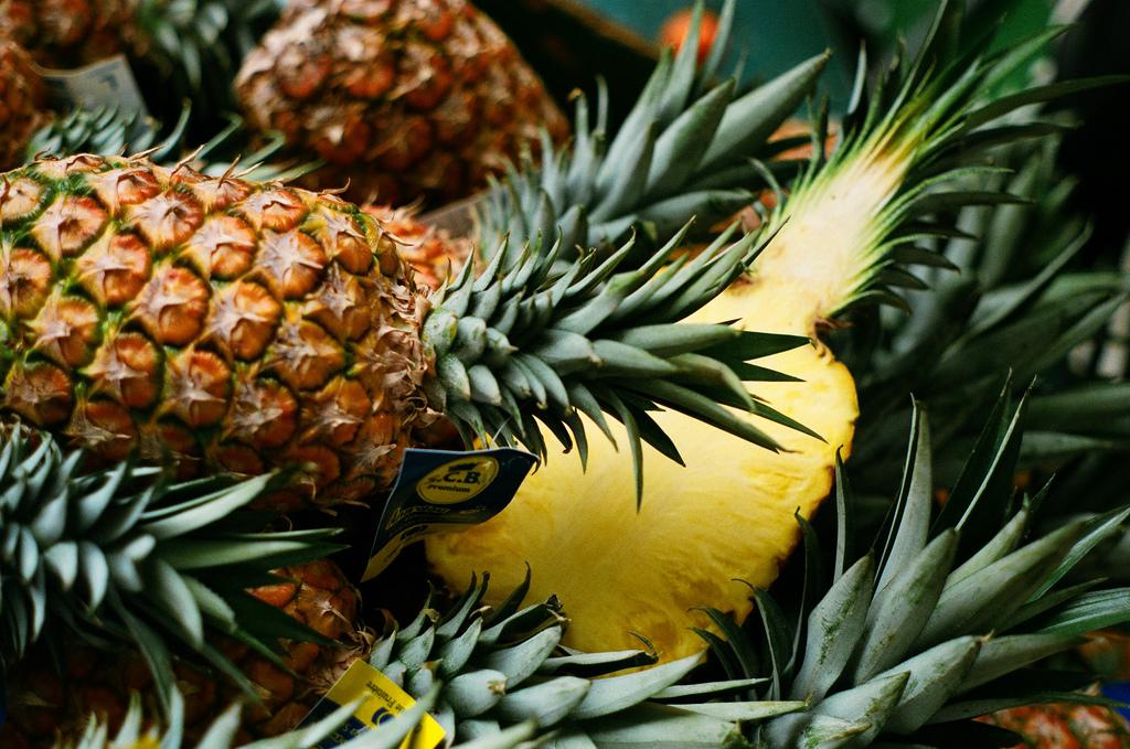 dieta dell'ananas per dimagrire e per combattere la cellulite