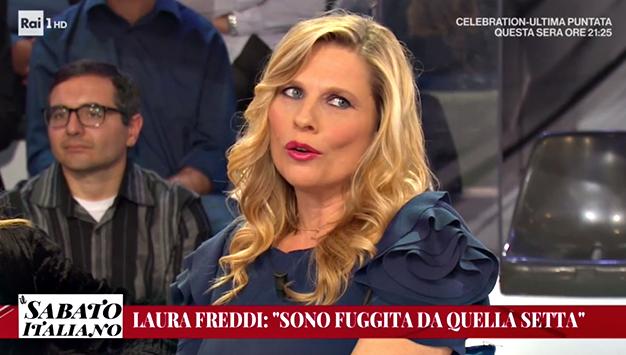 Laura Freddi col pancione rivela i dettagli della nascita della sua bimba (Foto)