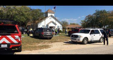sparatoria nella chiesa del texas