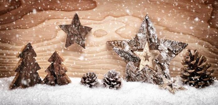 Lavoretti Di Natale In Legno.Natale 2017 I Lavoretti In Legno Sono Perfetti Per Creare L