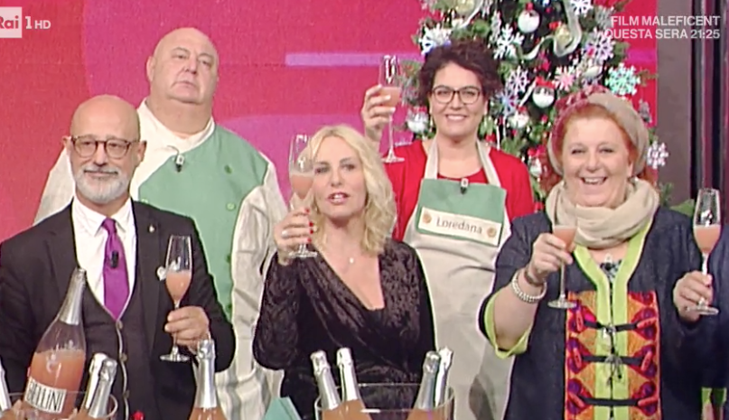 I saluti di Antonella Clerici e l'appuntamento al 2018 con La prova del cuoco (Foto)