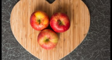 tre mele al giorno levano il medico di torno