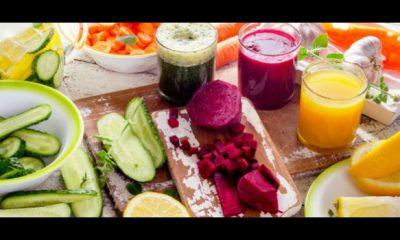 arrivare in forma a natale con la dieta detox