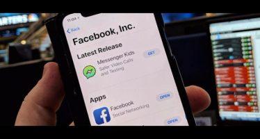 negli usa arriva messenger kids di facebook