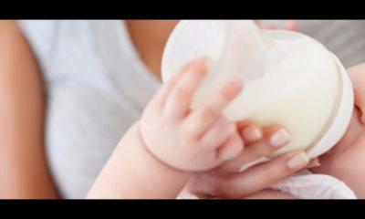 ritirato latte artificiale per neonati