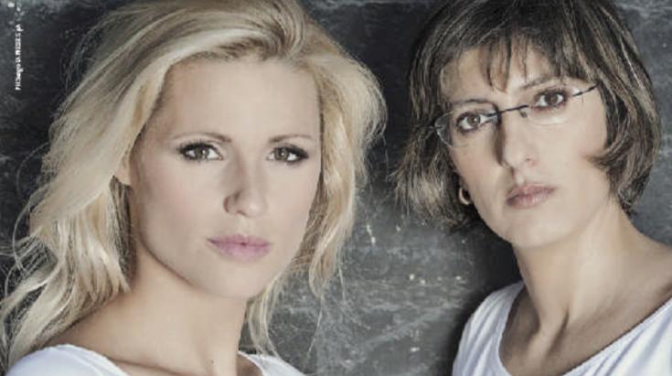 Michelle Hunziker querela Selvaggia Lucarelli che ha indagato sull'associazione Doppia Difesa (Foto)