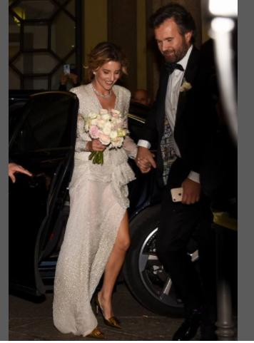 Matrimonio Carlo Cracco e Rosa Fanti: nozze chic per lo chef (FOTO)