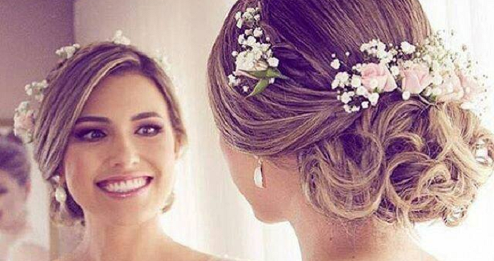 Matrimonio Le Acconciature Da Sposa Di Tendenza Per Chi Ha