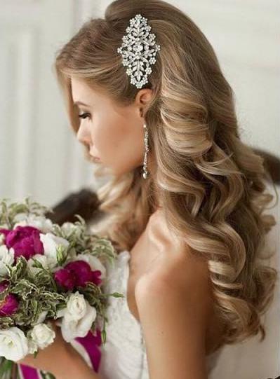 Ben noto Acconciature da sposa capelli lunghi 3 | Ultime Notizie Flash DX83