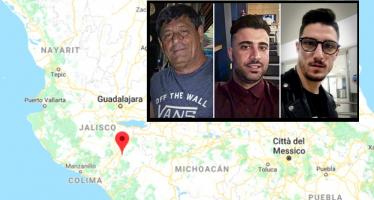 i tre italiani scomparsi in messico-ultime notizie