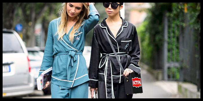 sconto di vendita caldo a disposizione goditi la spedizione in omaggio Arriva pajamas style, si esce con il completo pigiama: le ...