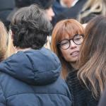 L'addio a Fabrizio Frizzi di tutti gli amici del mondo dello spettacolo, tutti in lacrime ai funerali (Foto)