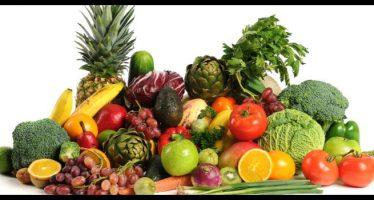 frutta e verdura in primavera aprile e maggio