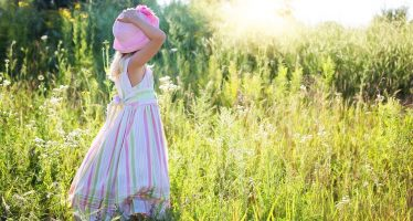 bambini primavera