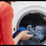 le lavatrici contro il calcare sui bucati