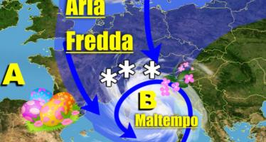 le previsioni meteo marzo burian 2