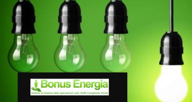 bonus luce 2018