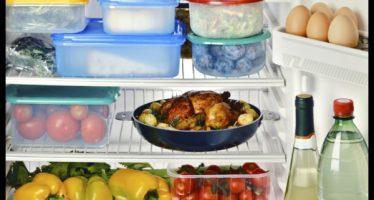 guida su come conservare i cibi in frigo