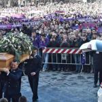 funerale davide parole in chiesa