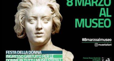 musei gratis per le donne l'8 marzo