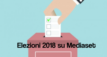 elezioni 2018 in tv canali mediaset