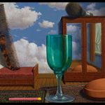 pisa, mostra su magritte a palazzo blu