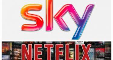 sky e netflix unico abbonamento