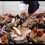 come ordinare le scarpe in casa