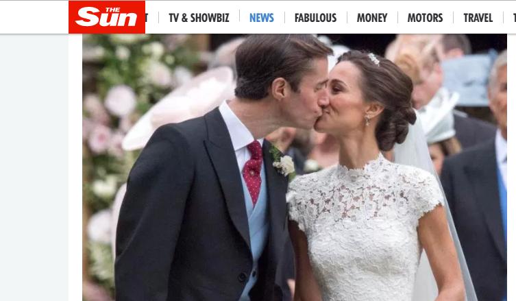 Pippa Middleton è incinta? Una lieta notizia dopo lo scandalo legato al suocero