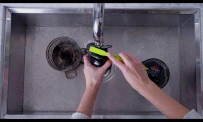 come pulire l'estrattore, tre metodi
