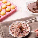 Ricette per le feste dei bambini con Nutella: stupiamo tutti con i cake pops