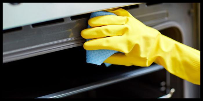 come pulire il forno, in modo efficace