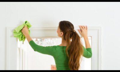 consigli su come pulire i muri