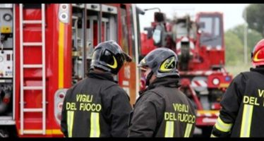 crotone, incidente in un cantiere