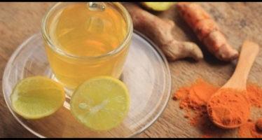 come preparare la limonata alla curcuma