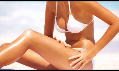 come preparare la pelle all'abbronzatura