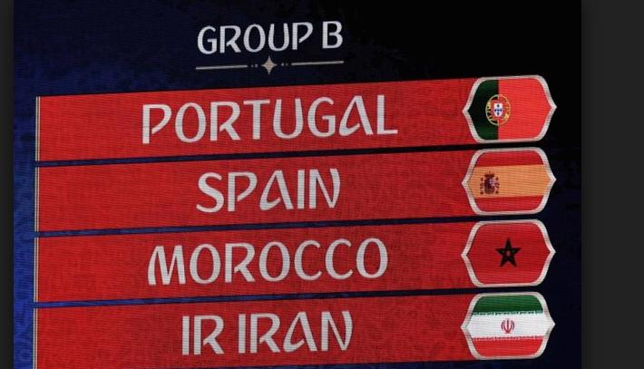 Mondiale Russia Calendario.Mondiali Russia 2018 Gruppo B Il Calendario Orari Date E
